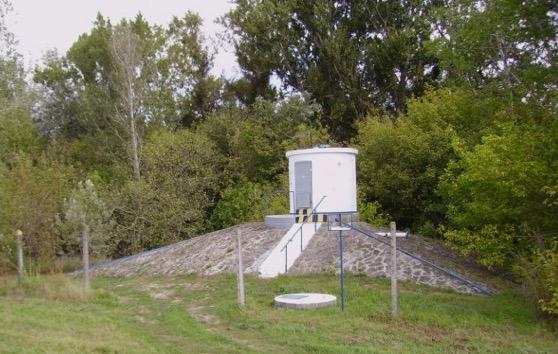 Szentendre, Regionális Déli vízbázis RD II. jelű (Parti) csáposkútja